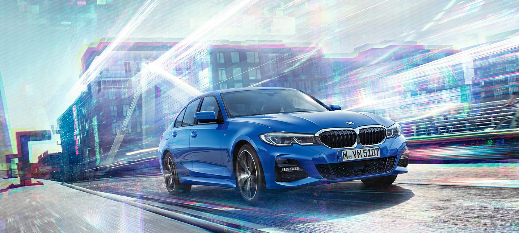 THE ALL-NEW BMW 3 SERIES DEBUT